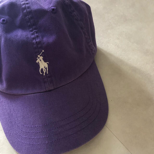 POLO RALPH LAUREN(ポロラルフローレン)のラルフローレン ポロ キャップ 帽子 メンズの帽子(キャップ)の商品写真