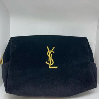 イヴサンローランボーテ(Yves Saint Laurent Beaute)のイヴサンローラン ファスナー付きコスメポーチ 新品(ポーチ)