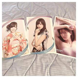 ノギザカフォーティーシックス(乃木坂46)の乃木坂46 白石麻衣 ポストカード(アイドルグッズ)