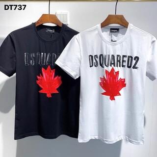 ディースクエアード(DSQUARED2)のDSQUARED2 2枚8,980円 Tシャツ M-3XLサイズ選択可DT737(Tシャツ/カットソー(半袖/袖なし))