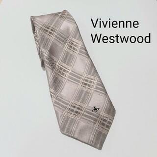 ヴィヴィアンウエストウッド(Vivienne Westwood)のVivienne Westwood ヴィヴィアン ネクタイ 高級 シルク(ネクタイ)