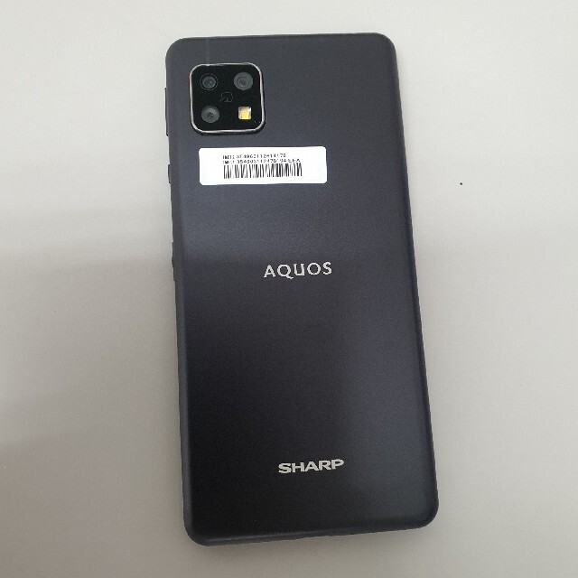 AQUOS(アクオス)のsharp sense4  SH-M15 スマホ/家電/カメラのスマートフォン/携帯電話(スマートフォン本体)の商品写真