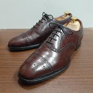 チャーチ(Church's)の[貴重] ビンテージ 3都市 73 ラスト 旧チャーチ ディプロマット 革靴(ドレス/ビジネス)