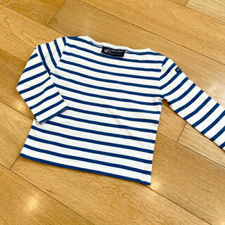 Saint James ボーダー長袖Tシャツ サイズ4歳