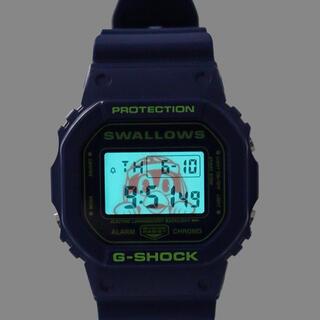 G-SHOCK - ヤクルトスワローズ G SHOCK2021年モデル