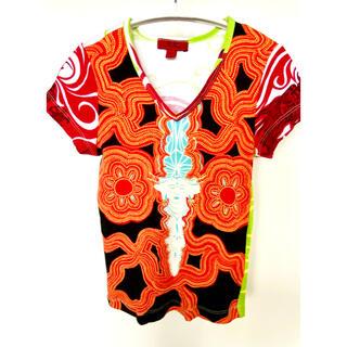 BCBGMAXAZRIA - BCBG MAXAZRIA   プリント Tシャツ