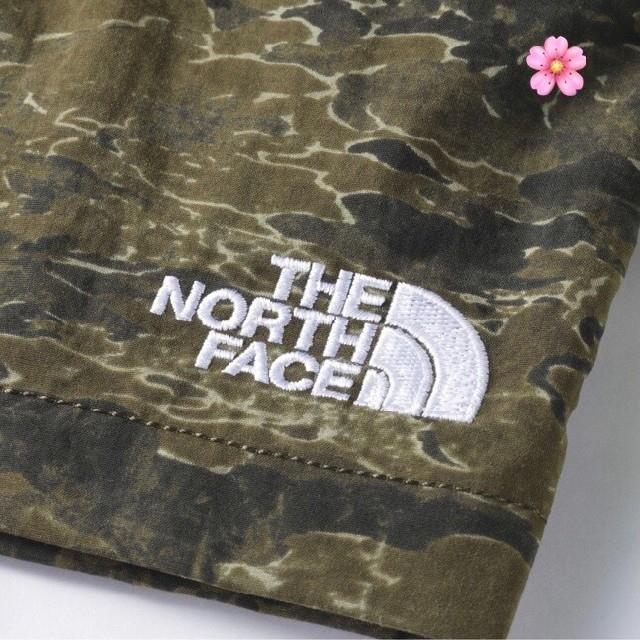 THE NORTH FACE(ザノースフェイス)の送料無料  Lサイズ 迷彩 ノースフェイス バーサタイルショーツ メンズ メンズのパンツ(ショートパンツ)の商品写真
