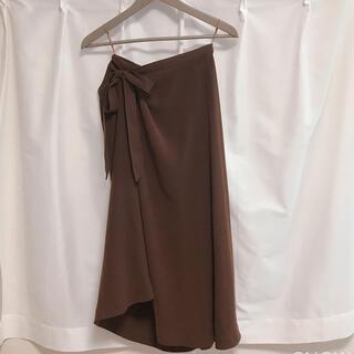 カネコイサオ(KANEKO ISAO)のカネコイサオ ロング スカート(ロングスカート)