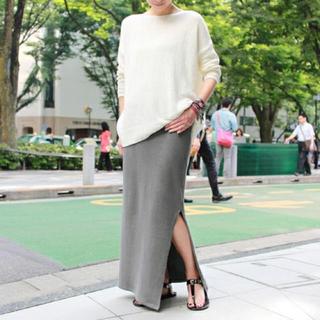 ドゥーズィエムクラス(DEUXIEME CLASSE)のDeuxieme Classe ◇マキシスカート 新品タグ付き(ロングスカート)