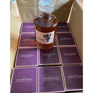 サントリー(サントリー)の響ブレンダーズチョイス 12本 箱付(ウイスキー)
