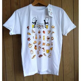 Design Tshirts Store graniph - グラニフTシャツ『カラスのパン屋さん』かこさとし Sサイズ