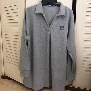 フィラ(FILA)のレディース ポロシャツ(ポロシャツ)