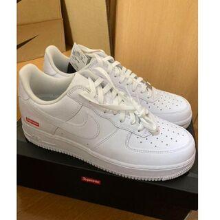 Supreme Nike Air Force 1 Low CU9225-100(スニーカー)