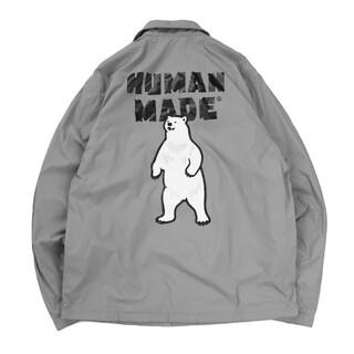 ジーディーシー(GDC)の新品未使用 HUMAN MADE 21AW  Polar Bear Jacket(テーラードジャケット)