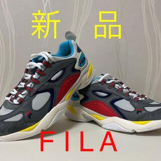 フィラ(FILA)の新品・未使用 FILA フィラ カラフル スニーカー シューズ 24cm(スニーカー)