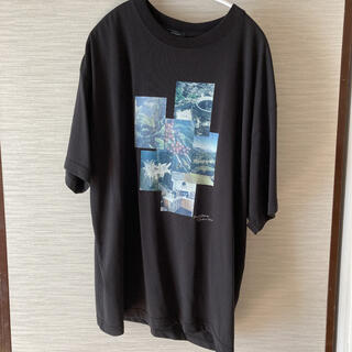 ジーナシス(JEANASIS)のjeanasis リサイクルコーヒー Tシャツ(Tシャツ(半袖/袖なし))