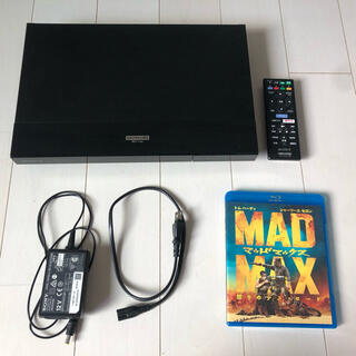 SONY - SONY ブルーレイプレイヤー UBP-X700/4K UltraHD オマケ付