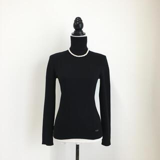 FOXEY - 美品 フォクシー FOXEY カシミヤシルク タートル セーター