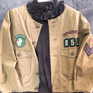 JaneMarple - ジェーンマープル 刺繍 ジャケット