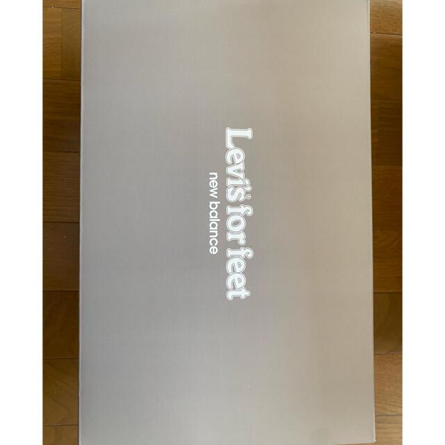 New Balance(ニューバランス)のぴょこぴょこしん様専用 Levi's  new balance M990 v3  メンズの靴/シューズ(スニーカー)の商品写真