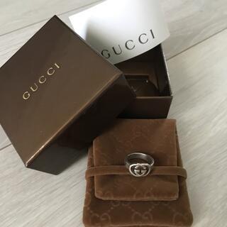 Gucci - グッチ シルバーリング・指輪