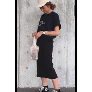 ビューティアンドユースユナイテッドアローズ(BEAUTY&YOUTH UNITED ARROWS)の美品roku 6Tシャツ(Tシャツ(半袖/袖なし))