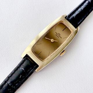 JAQUET-GIRARD  レア レディース手巻き式腕時計 稼動 ベルト未使用