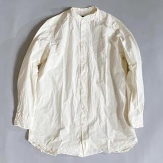 COMOLI - Casey Casey - 20AW NY Shirt Natural M