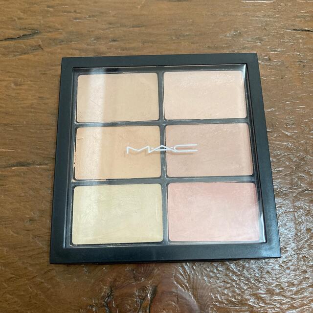 MAC(マック)のコンシーラーパレット コスメ/美容のベースメイク/化粧品(コンシーラー)の商品写真