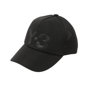 ワイスリー(Y-3)の【Y-3】TRUCK BLACK HAT(キャップ)
