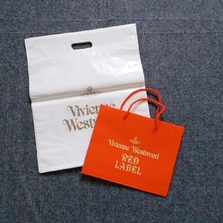 ヴィヴィアンウエストウッド(Vivienne Westwood)のヴィヴィアン・ウエストウッド ショップ袋 ショッパー(ショップ袋)