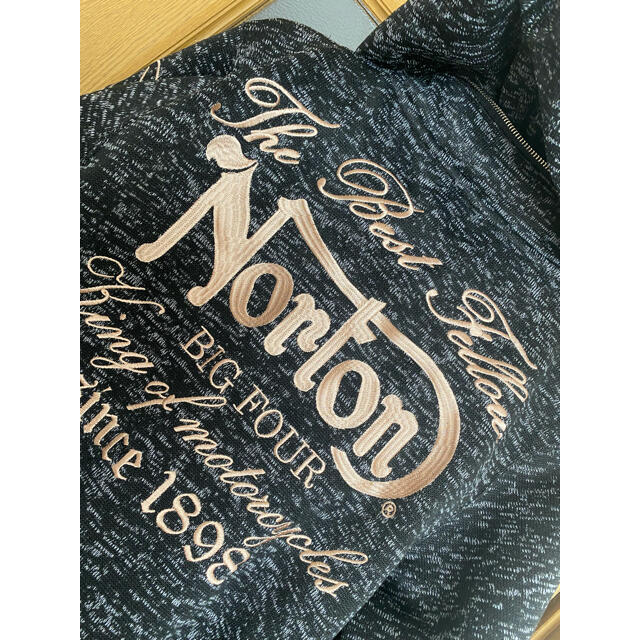 Norton(ノートン)のNorton パーカー メンズのトップス(パーカー)の商品写真