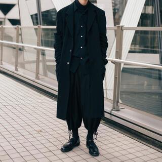Yohji Yamamoto - 【yohji yamamoto】チェスターコート