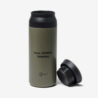 ダブルタップス(W)taps)のWTAPS H2O 500ML BOTTLE STEEL. KINTO 正規 (タンブラー)