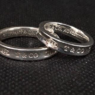 ティファニー(Tiffany & Co.)のーTIFFANY&Co. #9 リングー(リング(指輪))