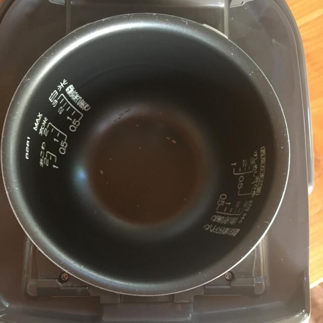 象印(ゾウジルシ)の2008年製 象印炊飯器 スマホ/家電/カメラの調理家電(炊飯器)の商品写真