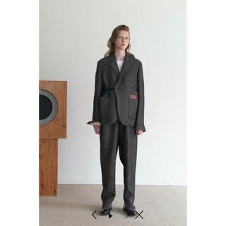 SUNSEA - SUNSEA  Slam Dunk Jacket/Dunk Wide Pants