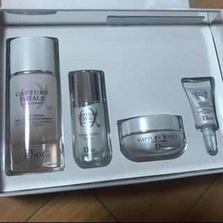 ディオール(Dior)のディオールカプチュールセット(化粧水/ローション)