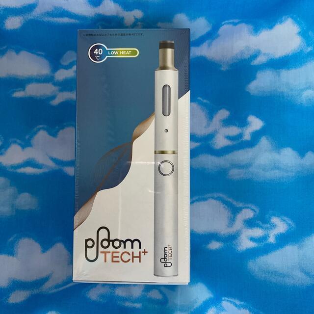 PloomTECH(プルームテック)のプルームテック スターターキット ホワイト メンズのファッション小物(タバコグッズ)の商品写真