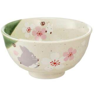 ジブリ - 美濃焼き お茶碗 となりのトトロ