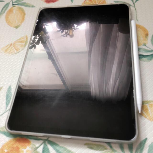 Apple(アップル)のセルラー iPad Air4 ブルー SIMフリー 64GB スマホ/家電/カメラのPC/タブレット(タブレット)の商品写真