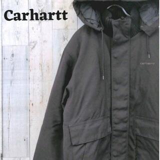 カーハート(carhartt)の90s カーハート アクティブジャケット ブラック(黒)コットンダック2L(その他)