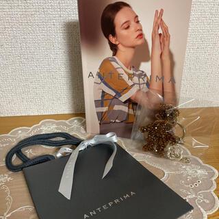 アンテプリマ(ANTEPRIMA)のおススメ‼️ 新品未開封‼️ANTEPRIMAベアーバッグチャームショップ袋付き(ハンドバッグ)