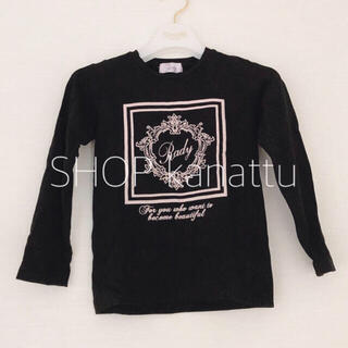 レディー(Rady)のちびRady ロンT 【店内2点以上で10%オフ開催中‼️】(Tシャツ/カットソー)