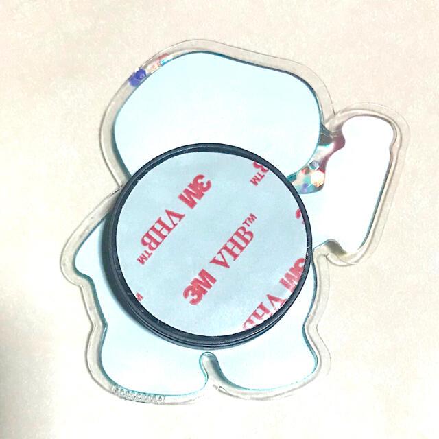 【訳あり】ポップソケット スマホグリップ アイス恐竜 キョウリュウ ダイナソー スマホ/家電/カメラのスマホアクセサリー(その他)の商品写真