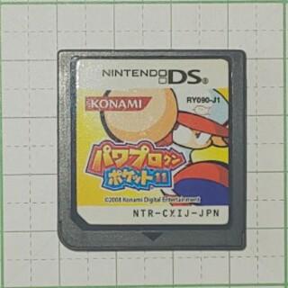 コナミ(KONAMI)のユーザー様専用☆DSソフト☆パワプロくんポケット 11(携帯用ゲームソフト)