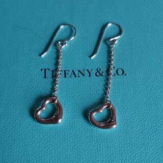 Tiffany & Co. - 訳あり。ティファニー  フックピアス