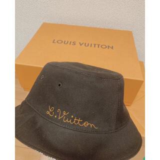 ルイヴィトン(LOUIS VUITTON)のVUITTON リバーシブル ハット(ハット)