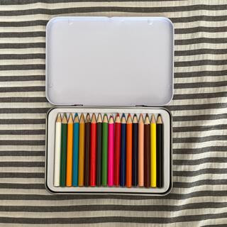 色鉛筆18色(色鉛筆)