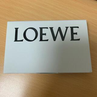 LOEWE - 【非売品】ロエベ LOEWE オードトワレ 香水 サンプルセット